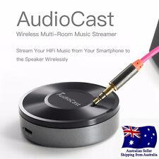 AudioCast WiFi Multi Room DLNA Streaming Google Chromecast Audio iPhone AirPlay