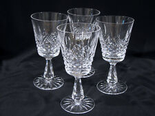 "4 WATERFORD KENMARE 6"" WINE GOBLET STEMS"