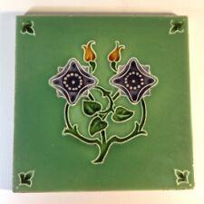 Classic Antique Art Nouveau Tile