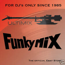 Welcome to Ultimix CD starter kit - DJ remix CDs 10 cds