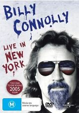 Billy Connolly - Live In New York (DVD, 2006)
