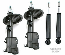 4 New Suspension Struts Shocks Fit Nissan Murano Full Set with 1 Year Warranty