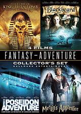 Fantasy/Adventure: 4 Movie Collector's Set DVD, Sam Neill, Steve Guttenberg, Ric