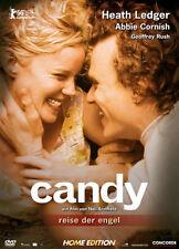 DVD * CANDY - REISE DER ENGEL | HEATH LEDGER # NEU OVP