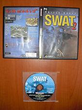 Police Quest SWAT 2 [PC DVD-ROM] SIERRA, 'revista Micromanía', Versión Española