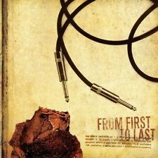 Aesthetic Ep From First to Last MUSIC CD