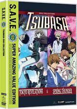 Tsubasa OVA Collection . Tokyo Revelations & Spring Thunder Chronicle . DVD NEU