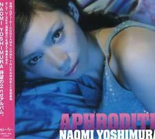 Naomi Yoshimura - Aphrodite - Japan CD - NEW J-POP