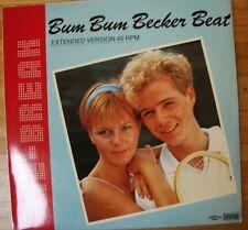 """TIE-BREAK Bum Bum Becker Beat 12""""-Maxi/GER"""