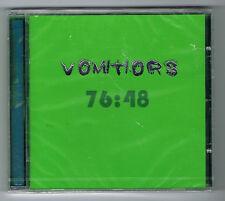 VOMITIORS - 76:48 - CD 18 TITRES - 2003 - NEUF NEW NEU