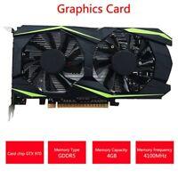 Computer Graphics Card GTX1050Ti 2GB DDR5 128Bit Desktop Video Graphics Cardsss