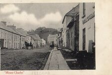 MOUNT CHARLES CO. DONEGAL IRELAND VINTAGE IRISH POSTCARD by DUNLEVY
