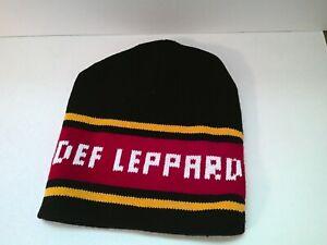 DEF LEPPARD Knit Beanie