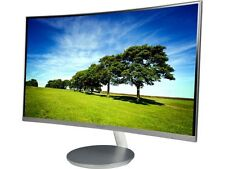 """SAMSUNG 591 Series C27F591 Silver 27"""" Curved 4ms (GTG) 60 Hz Refresh Rate Widesc"""