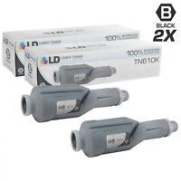 LD Comp Konica Minolta TN610K 2pk Black Bizhub PRO C5500 C6500 C6500P