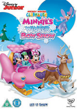MMCH Minnie's Winter Bow Show DVD 8717418475024 Donovan Cook