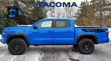 Toyota Tacoma Tundra Bed Graphics Custom Truck Vinyl Decals TRD Pro