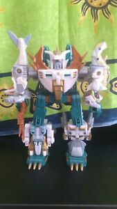 Transformers Takara Japanese Beast Wars II God Neptune