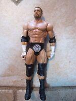 Mattel WWE Triple H HHH Wrestling Figure 2011 The Game