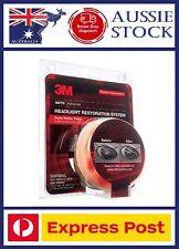 3M Headlight Lens Restoration Kit System 39008
