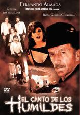 EL CANTO DE LOS HUMILDES * New DVD * 1982 Pelicula*  Fernando Almada