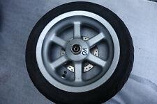 A2. CPI Oliver Rim Front + Brake Disc Front Wheel Rim+ Tyre
