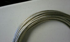 10 FT  Huber + Suhner RG-405 Semi-Flexible  SM 86 coax cable   50ohm