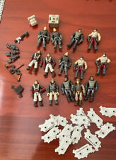 Mega Construx Call Of Duty Figures Lot