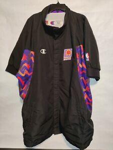 Authentic Champion Phoenix Suns Player Issued Vintage Nba Shooting Shirt Dumas