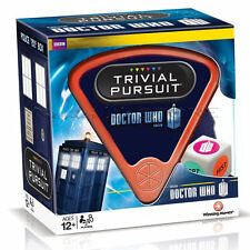Trivial Pursuit Cardboard Modern Board & Traditional Games
