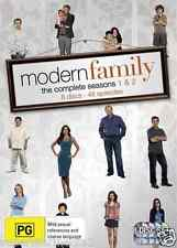 Modern Family Series : Season 1 & 2 : NEW DVD