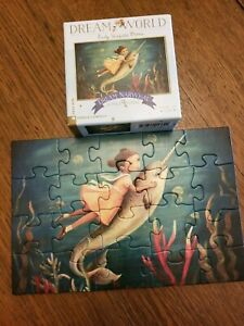 Dream World Puzzle 20 Pieces Mini Puzzle Art By Emily Winfield Martin