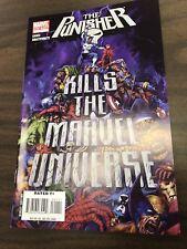Punisher Kills The Marvel Universe 2008 Reprint Garth Ennis VF