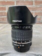 SMC Pentax-FA J 18-35mm F4-5.6 AF AL (FULL FRAME)