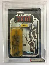 Star Wars Vintage AFA Figure Return Of The Jedi IG-88 AFA 80Y