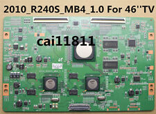 Original T-Con Board 2010_R240S_MB4_1.0 Samsung UN46C7000 UA46C7000 For 46'' TV
