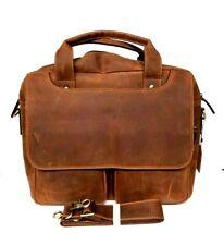 """Briefcases Men's  Messenger Bag Attache Case 15.6"""" Laptop,"""