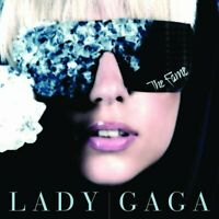 USED CD Lady Gaga The Fame Deluxe Edition with DVD