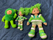 Rainbow Brite, Patty-O-Green and Sprite Lot.