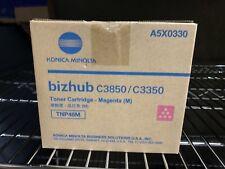 Konica Minolta Bizhub C3850 C3350 magenta tnp48m toner cartridge