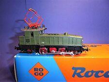 ROCO H0 04129B E60 02 DRG E-Lok