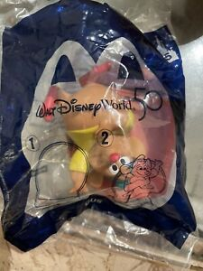 McDonald's Disney World 50th Gus #35 Happy Meal Toy New Sealed