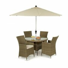 Aluminium Up to 4 More than 8 Garden & Patio Furniture Sets