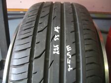 225/55/17 Continental ContiPremiumContact2 tyre  5.6 - 6.4 mm 225 55 17