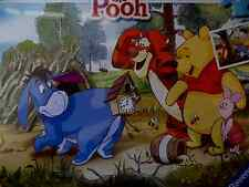WINNIE THE POOH'S EXCITING DAY OUT 2 X 20 PIECE RAVENSBURGER JIGSAW BRAND NEW