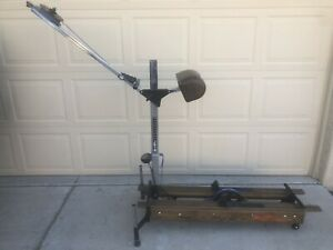Nordic Track Pro NordicTrack Skier Ski Machine With Personal Speed Monitor