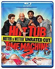 Hot Tub Time Machine 2 (Blu-ray Disc, 2015) - NEW!!