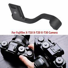 Reemplazo Para Fuji Fujifilm X-T10 X-T20 XT30 Cámara Thumb Grip Thumb-Up Hotshoe