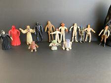 Star Wars BEND-EMS (Bendems) - Vintage Bendable Action Figure Collection of 14