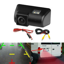 170° CCD Camera Kit for Ford Transit Connect Number Plate Lamp Reverse Night New